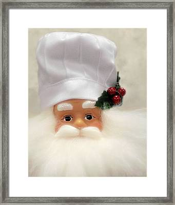 Heaven's Chef Framed Print by Christine Till