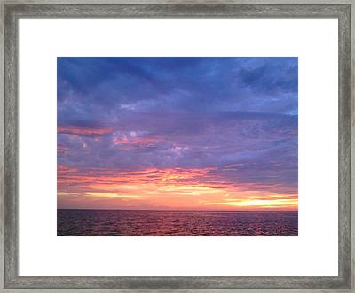 Heaven's Doors Framed Print by Charles  Jennison