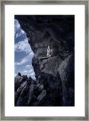 Heaven's Perch Framed Print