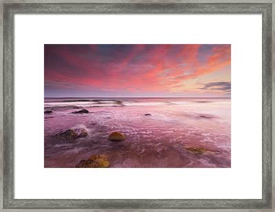 Heavenspeak Framed Print