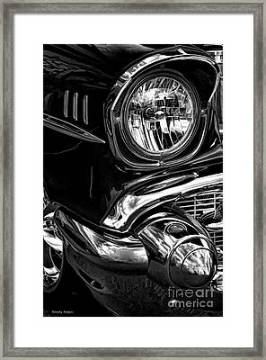 Heavy Chevy Framed Print