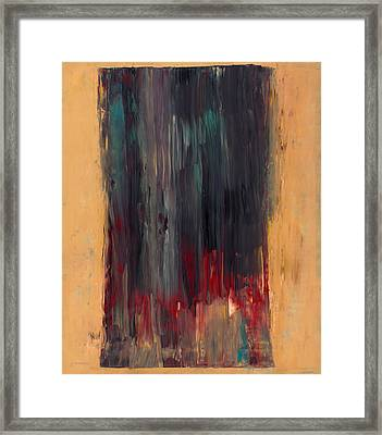 Heavy Day Framed Print by Ross Edwards