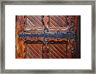 Heavy Duty Framed Print