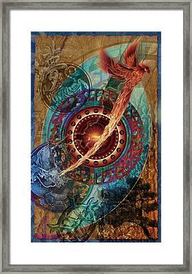 Hejira Framed Print