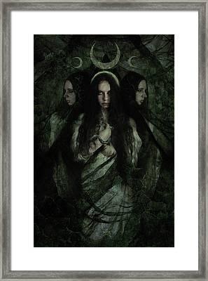 Hekate Framed Print