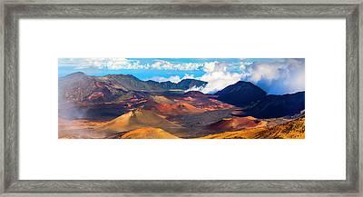 Heleakala  Framed Print by Radek Hofman