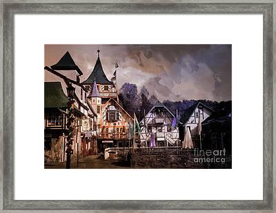 Helen Georgia Framed Print