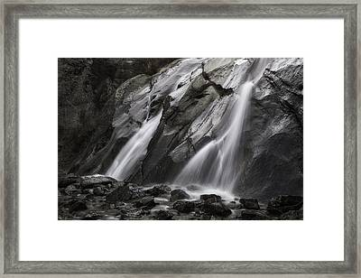 Helen Hunt Falls Framed Print