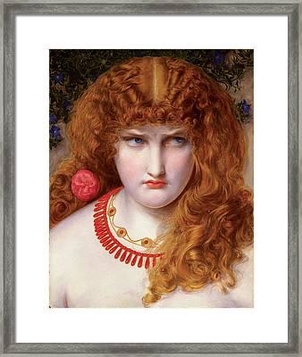 Helen Of Troy Framed Print
