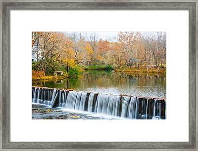 Helena Beauty Framed Print