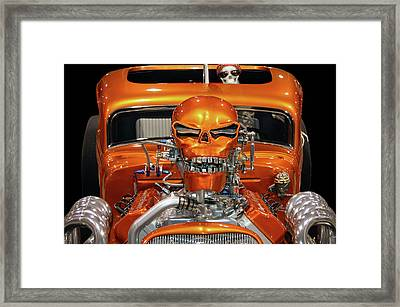 Hell Bent Hemi Framed Print