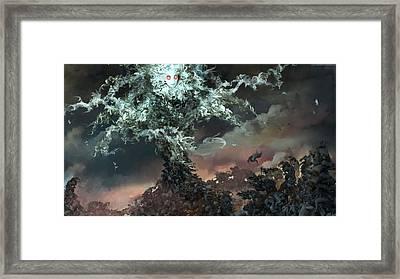 Hellblade Framed Print