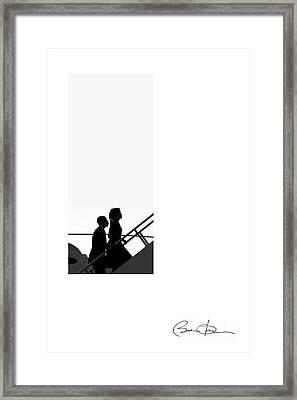 Hello Mr. President. Framed Print