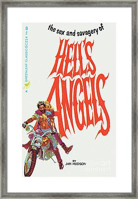 Hell's Angels Framed Print