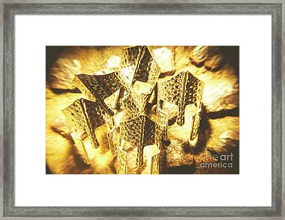 Helm Of Power Framed Print by Jorgo Photography - Wall Art Gallery
