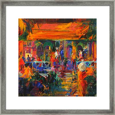 Hemingway Summer Framed Print by Peter Graham