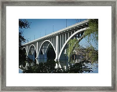 Henley Street Bridge II Framed Print