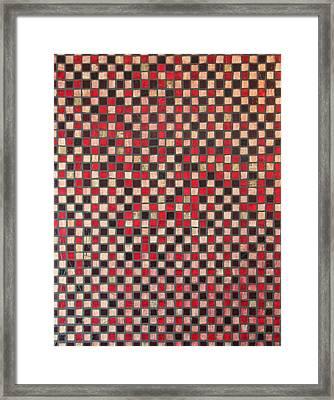 Henri Framed Print by Tracy Fetter