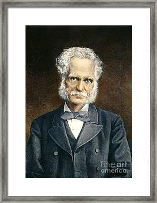 Henry Bates (1825-1892) Framed Print by Granger