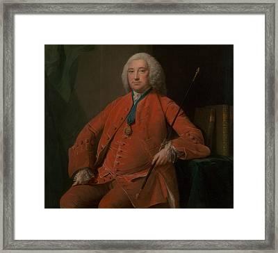 Henry Bellenden Framed Print by Allan Ramsay
