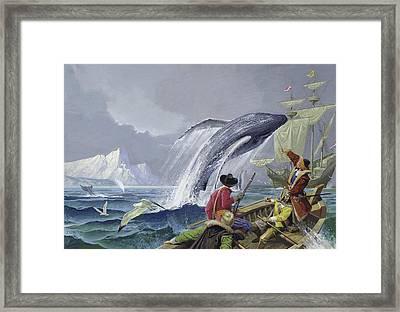 Henry Hudson Framed Print