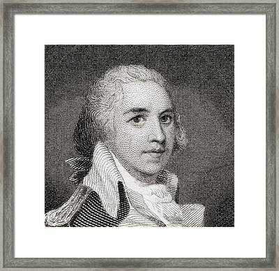 Henry Lee IIi, 1756 To 1818. American Framed Print by Vintage Design Pics