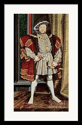 1491-1547 Framed Prints
