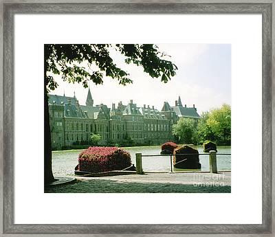 Her Majesty's Garden Framed Print