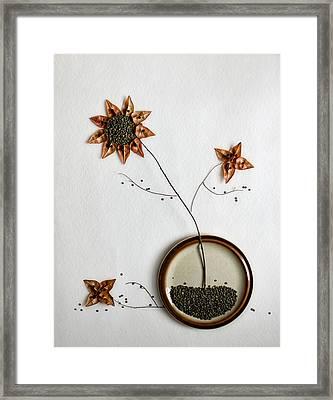 Herbarium... Framed Print by Dimitar Lazarov -