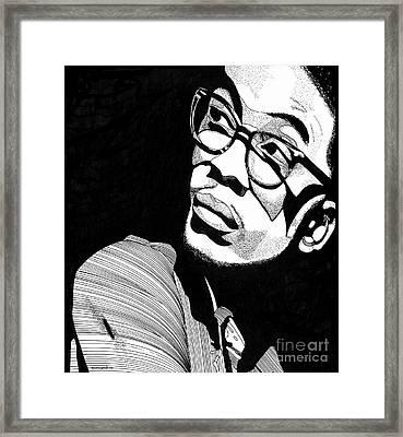Herbie Hancock Framed Print