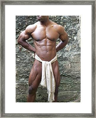 Hercules Shoot 2007 Framed Print by Jake Hartz