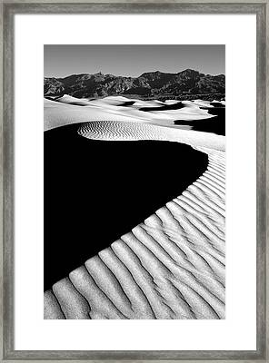Here Again Framed Print