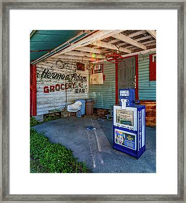 Herman Had It All 2 Framed Print by Steve Harrington