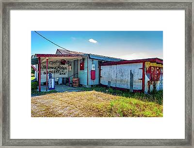 Herman Had It All 3 Framed Print by Steve Harrington
