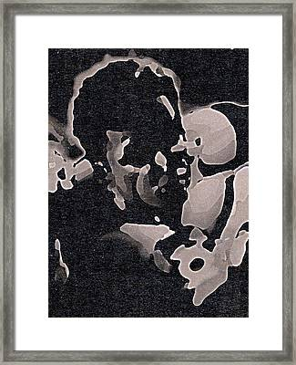Hero Framed Print by HollyWood Creation By linda zanini