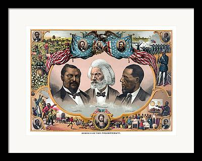 James Garfield Framed Prints