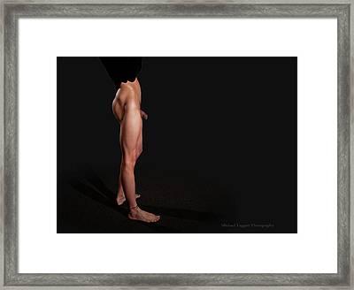 He's Got Legs Part 2 Framed Print