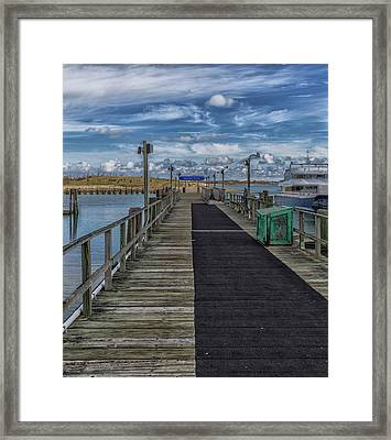 Hewitts Cove Framed Print