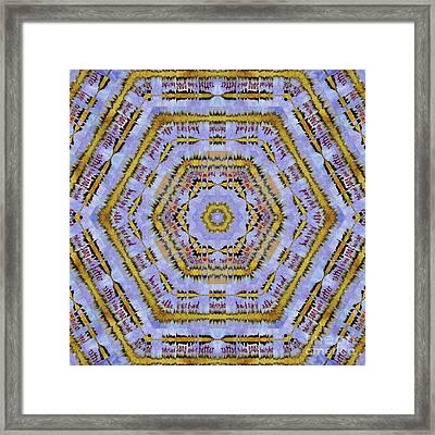 10489 Hey Jude Kaleidoscope 1 Framed Print