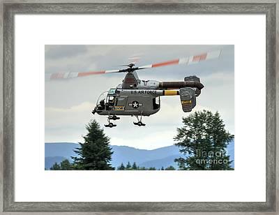 Hh-43 Huskie Framed Print