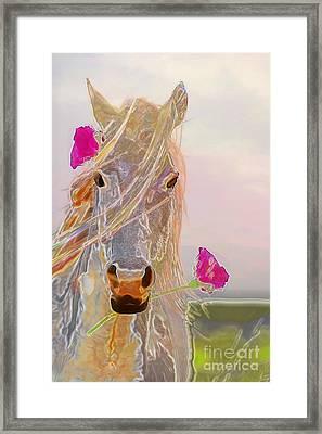 Hi Ho Silver Framed Print