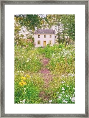Hibbs House Framed Print