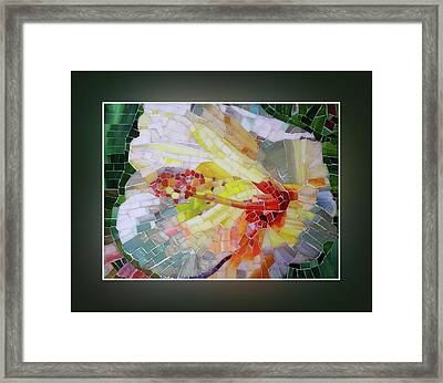 Hibiscus #2 Framed Print by Adriana Zoon