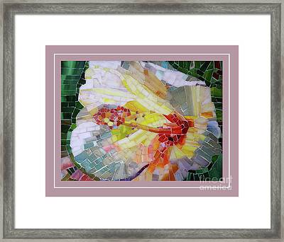 Hibiscus #3 Framed Print by Adriana Zoon