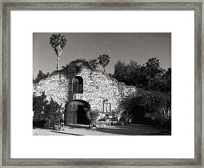 Hidden Chateau Framed Print by Glenn McCarthy Art and Photography