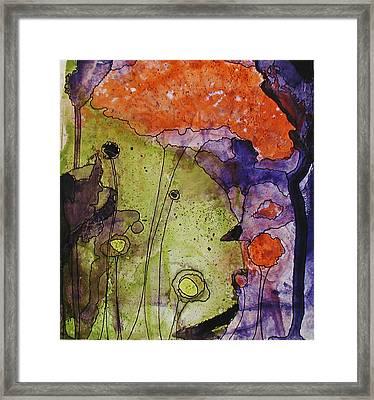 Hidden Forest Framed Print by Christy Sobolewski