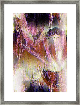 Hidden Framed Print by John Krakora