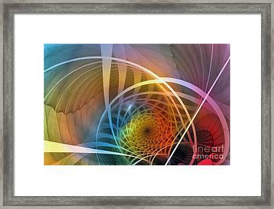Hidden Secrets Framed Print