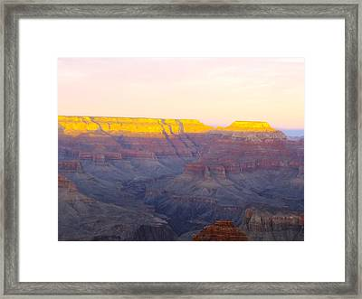 Hidden Treasure Framed Print by Adam Cornelison