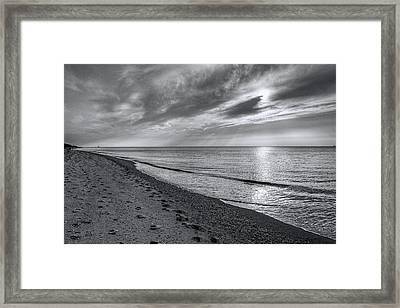 Higbee Beach Framed Print